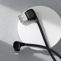 Benks M12 MFI Lightning Cable 1.2M - Thumbnail