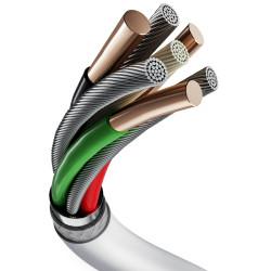 Benks M13 Mfi PD Lightning Usb Cable 1.8M - Thumbnail