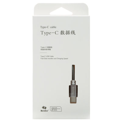Benks Type-C Cable