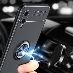 Galaxy A02 Kılıf Zore Ravel Silikon - Thumbnail