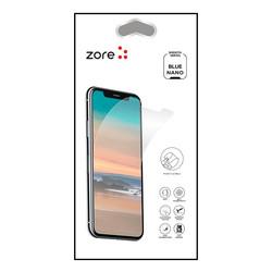 Galaxy A02S Zore Blue Nano Screen Protector - Thumbnail