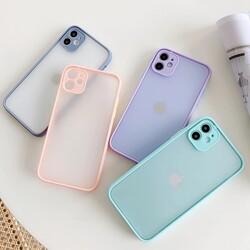 Galaxy A31 Kılıf Zore Hux Kapak - Thumbnail