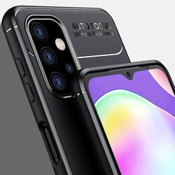 Galaxy A32 4G Kılıf Zore Ravel Silikon - Thumbnail