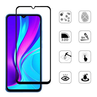 Galaxy A32 4G Zore Kenarları Kırılmaya Dayanıklı Cam Ekran Koruyucu