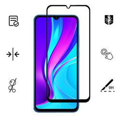 Galaxy A32 4G Zore Kenarları Kırılmaya Dayanıklı Cam Ekran Koruyucu - Thumbnail