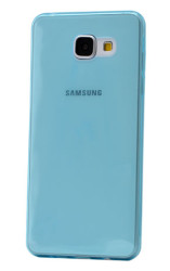 Galaxy A5 2016 Kılıf Zore Ultra İnce Silikon Kapak 0.2 mm - Thumbnail