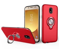 Galaxy A6 Plus 2018 Kılıf Zore Ring Youyou Kapak - Thumbnail