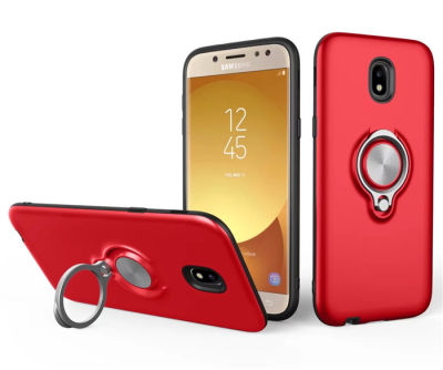 Galaxy A6 Plus 2018 Kılıf Zore Ring Youyou Kapak