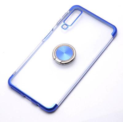 Galaxy A7 2018 Kılıf Zore Gess Silikon