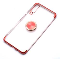 Galaxy A7 2018 Kılıf Zore Gess Silikon - Thumbnail