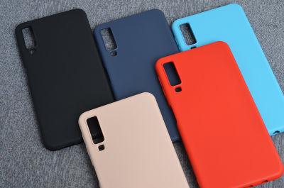 Galaxy A7 2018 Kılıf Zore İnci Silikon