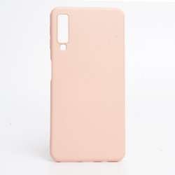Galaxy A7 2018 Kılıf Zore İnci Silikon - Thumbnail