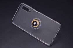Galaxy A7 2018 Kılıf Zore Les Silikon - Thumbnail
