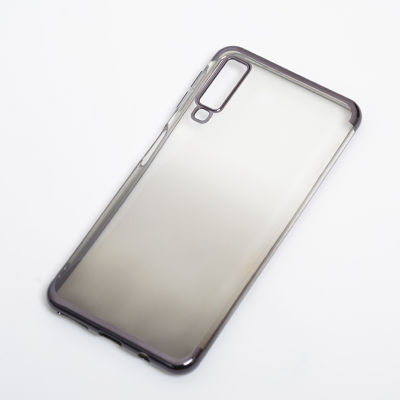 Galaxy A7 2018 Kılıf Zore Moss Silikon