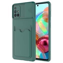 Galaxy A71 Kılıf Zore Kartix Kapak - Thumbnail