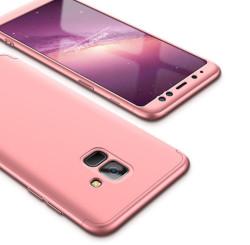 Galaxy A8 Plus 2018 Kılıf Zore Ays Kapak - Thumbnail