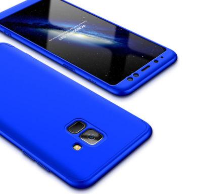 Galaxy A8 Plus 2018 Kılıf Zore Ays Kapak