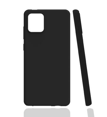 Galaxy A81 (Note 10 Lite) Kılıf Zore Biye Silikon