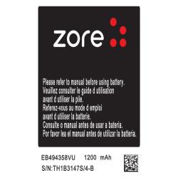 Galaxy Ace Plus S7500 Zore A Kalite Uyumlu Batarya - Thumbnail