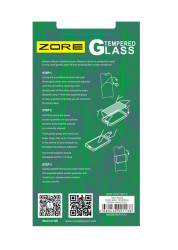 Galaxy C9 Pro Zore Maxi Glass Temperli Cam Koruyucu - Thumbnail