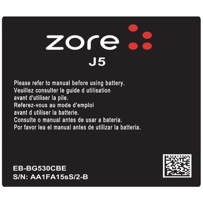 Galaxy J5 2600 Mah Zore A Kalite Uyumlu Batarya
