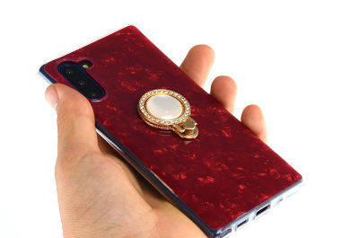 Galaxy Note 10 Kılıf Zore Vista Silikon