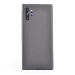 Galaxy Note 10 Plus Kılıf Zore 1.Kalite PP Silikon - Thumbnail