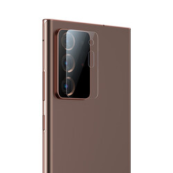 Galaxy Note 20 Ultra Benks KR Kamera Lens Koruyucu Cam - Thumbnail