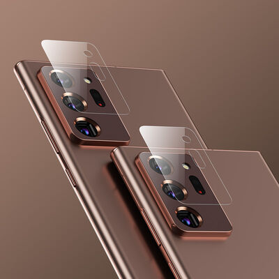 Galaxy Note 20 Ultra Benks KR Kamera Lens Koruyucu Cam