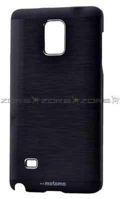 Galaxy Note 3 Kılıf Zore Metal Motomo Kapak