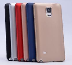 Galaxy Note 4 Kılıf Zore 3A Rubber Kapak - Thumbnail