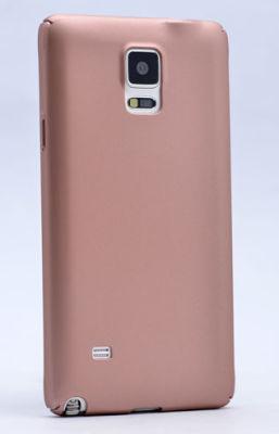 Galaxy Note 4 Kılıf Zore 3A Rubber Kapak