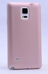 Galaxy Note 4 Kılıf Zore Premier Silikon - Thumbnail