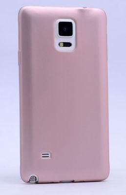 Galaxy Note 4 Kılıf Zore Premier Silikon