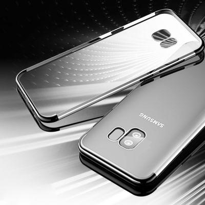 Galaxy S9 Kılıf Dört Köşeli Lazer Silikon