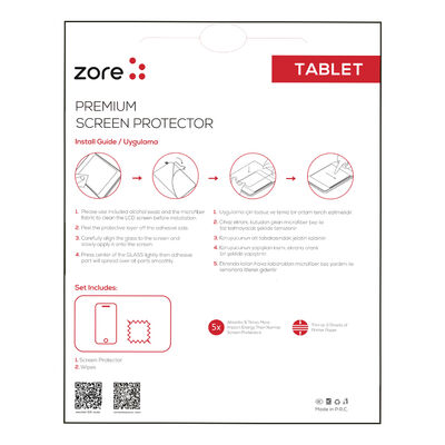 Galaxy Tab S3 9.7 T820 Zore Tablet Blue Nano Screen Protector