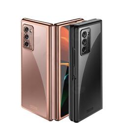 Galaxy Z Fold 2 Kılıf Zore Kıpta Kapak - Thumbnail