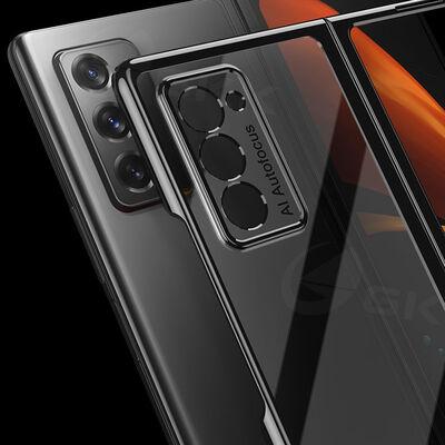 Galaxy Z Fold 2 Kılıf Zore Kıpta Kapak