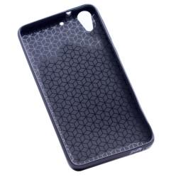 HTC Desire 728 Kılıf İ-Zore Karbon Silikon - Thumbnail