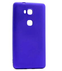Huawei GR5 Kılıf Zore Premier Silikon - Thumbnail