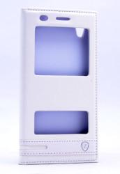 Huawei Honor Y6 II Kılıf Zore Elite Kapaklı Kılıf - Thumbnail