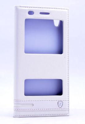 Huawei Honor Y6 II Kılıf Zore Elite Kapaklı Kılıf