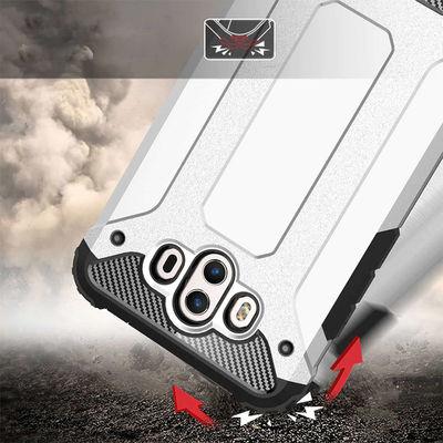 Huawei Mate 10 Kılıf Zore Crash Silikon