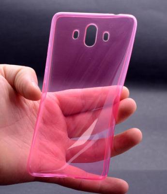 Huawei Mate 10 Kılıf Zore Ultra İnce Silikon Kapak 0.2 mm