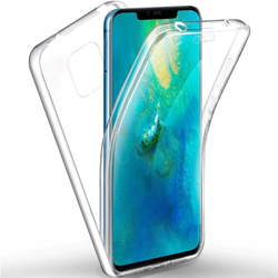 Huawei Mate 20 Pro Kılıf Zore Enjoy Kapak - Thumbnail