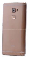Huawei Mate S Kılıf Zore Ultra İnce Silikon Kapak 0.2 mm - Thumbnail