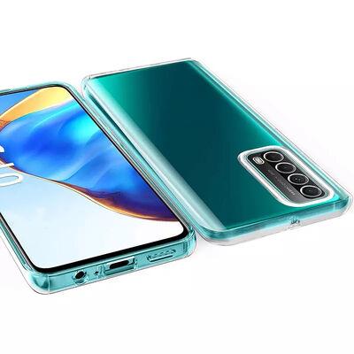Huawei P Smart 2021 Kılıf Zore Enjoy Kapak