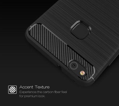 Huawei P10 Lite Kılıf Zore Room Silikon Kapak
