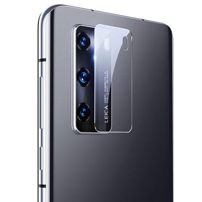 Huawei P40 Benks Full Kamera Lens Koruyucu Film