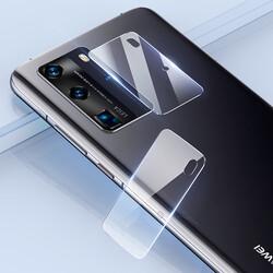 Huawei P40 Pro Benks Full Kamera Lens Koruyucu Film - Thumbnail